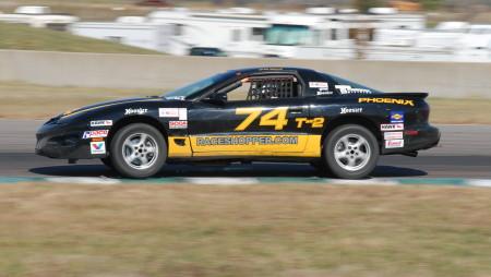 SCCA Runoffs 2006