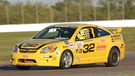 SCCA Runoffs 2007