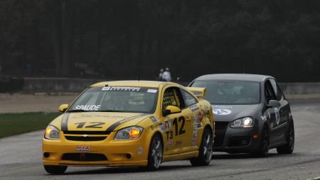 SCCA Runoffs 2009