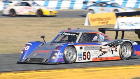 Daytona 24 hour 2012