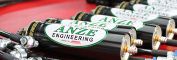 ANZE Builds 997 Racing Struts for Competition in Porche Patron Cup